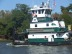 Towboats can be a help or a hazard to the recreational boaters running the Heartland Rivers.