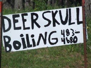 Brain games: Do you call the listed phone number for the real scoop on skull boiling or let imagination reign?