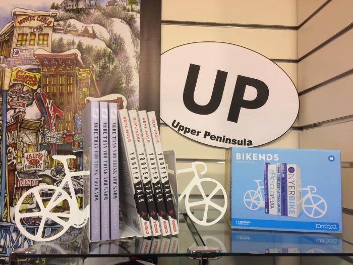 MTU Bookstore my books
